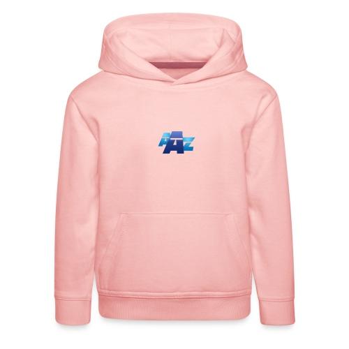 AAZ design large - Pull à capuche Premium Enfant