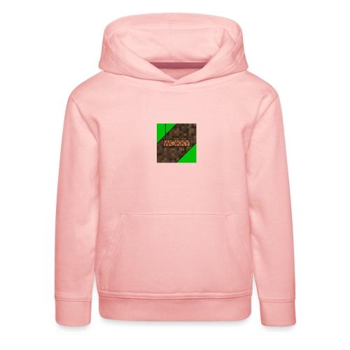 Wokky T Shirt - Premium-Luvtröja barn