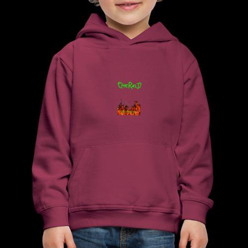 htgkbutton - Kinder Premium Hoodie