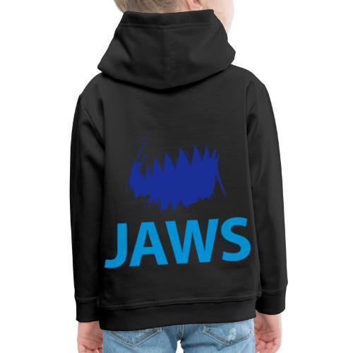 Jaws Dangerous T-Shirt - Kids' Premium Hoodie
