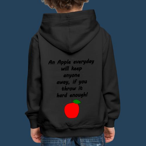 Apple Doctor - Kinder Premium Hoodie