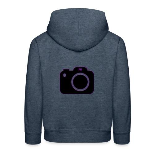 FM camera - Kids' Premium Hoodie