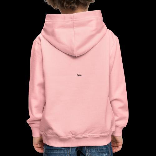 swai schriftzug - Kinder Premium Hoodie