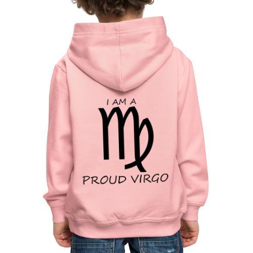 VIRGO - Kids' Premium Hoodie