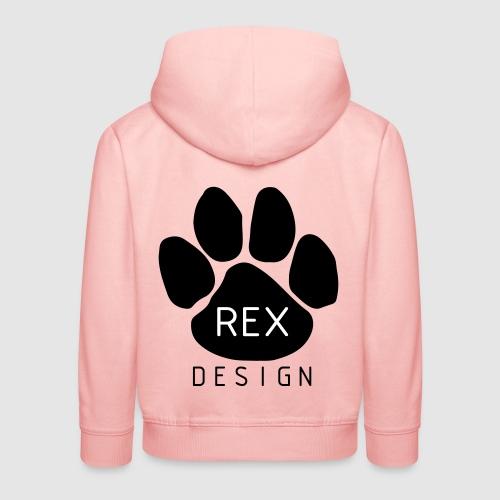 Rex Design - Kids' Premium Hoodie