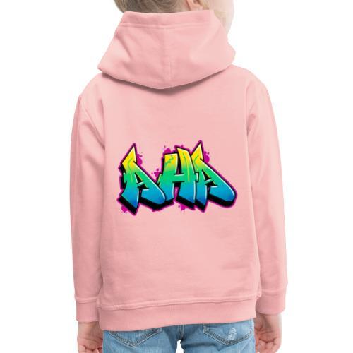 Aha - Kinder Premium Hoodie