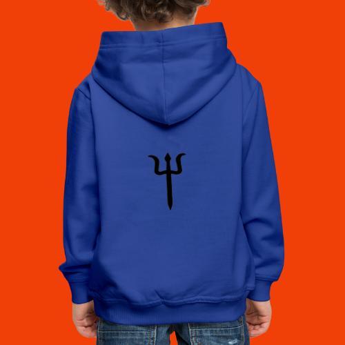 TRIDENTE - Sudadera con capucha premium niño