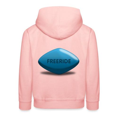 Freeride-Viagra - Kinder Premium Hoodie