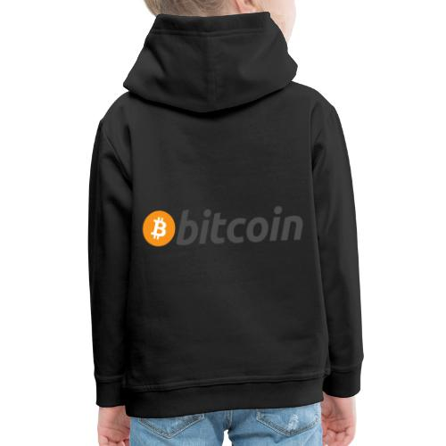 Bitcoin - Kinder Premium Hoodie