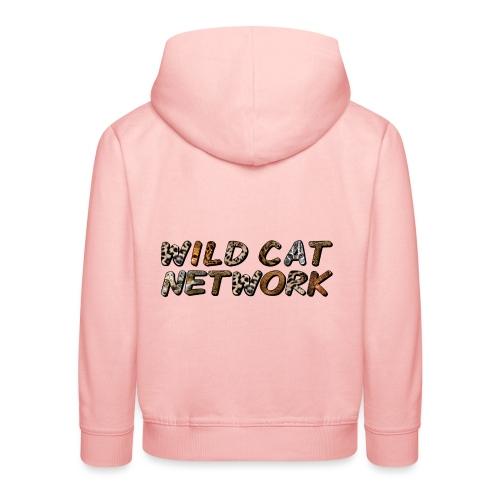 WildCatNetwork 1 - Kids' Premium Hoodie