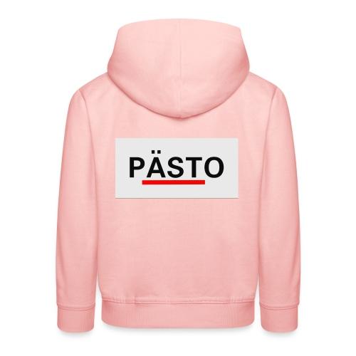 Pästo - Kinder Premium Hoodie