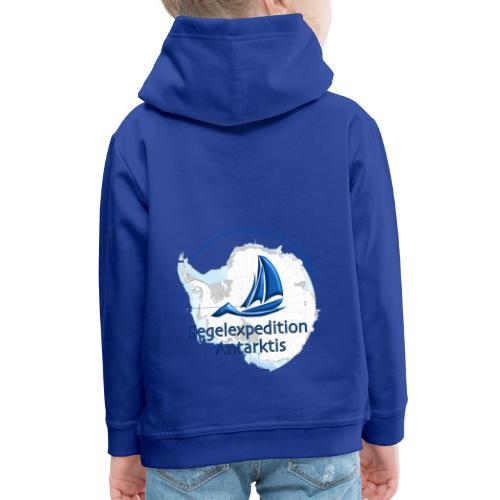 segelexpedition antarktis3 - Kinder Premium Hoodie