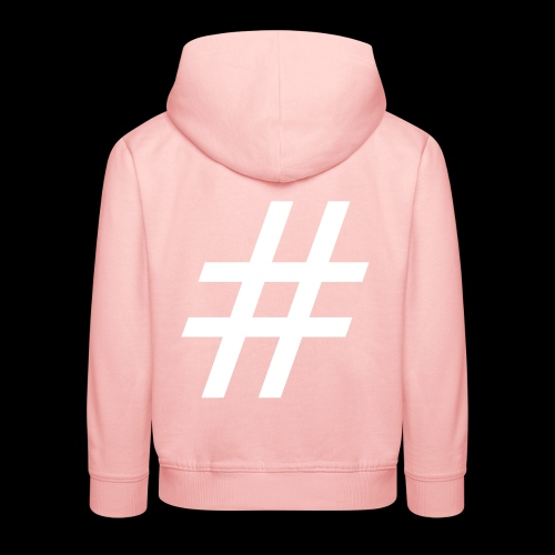 Hashtag Team - Kinder Premium Hoodie