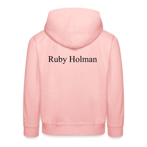 Ruby Holman - Pull à capuche Premium Enfant