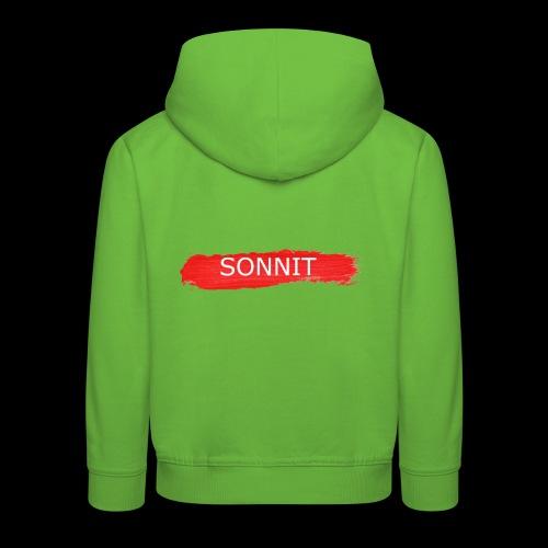Sonnit Paint Splodge - Kids' Premium Hoodie