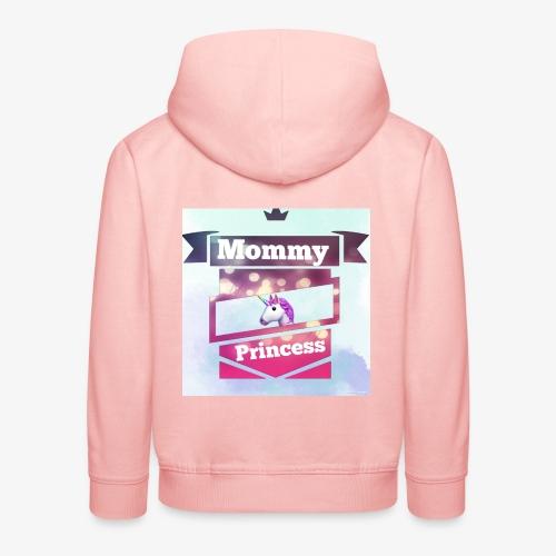 Mommy & Princess - Kinder Premium Hoodie