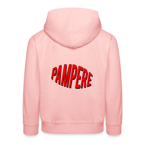 pampere - Bluza dziecięca z kapturem Premium