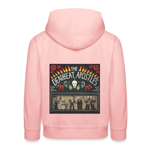 The Deadbeat Apostles - Kids' Premium Hoodie