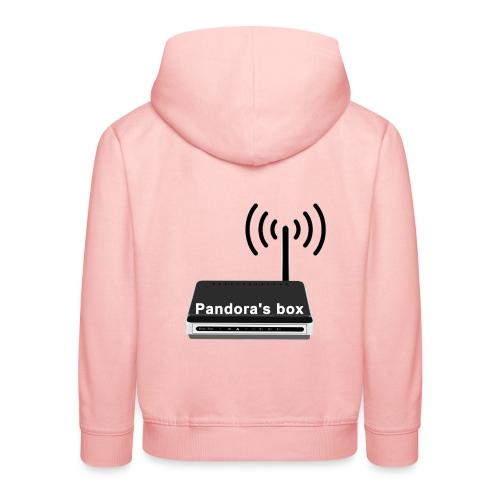 Pandora's box - Kinder Premium Hoodie