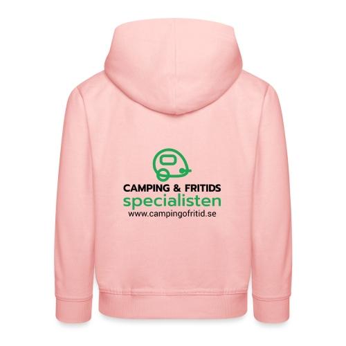 Camping & Fritidsspecialisten NEW 2020! - Premium-Luvtröja barn