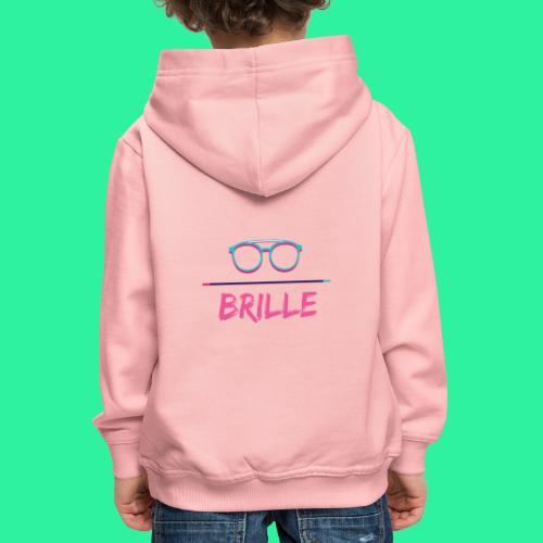 BRILLE - Kinder Premium Hoodie