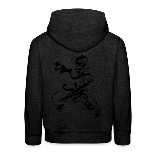 mantis style - Kids' Premium Hoodie