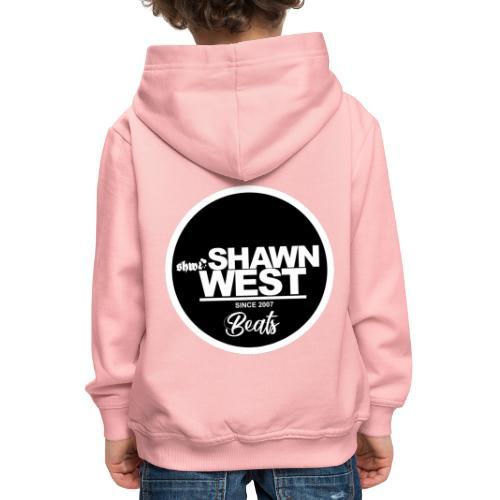SHAWN WEST BUTTON - Kinder Premium Hoodie