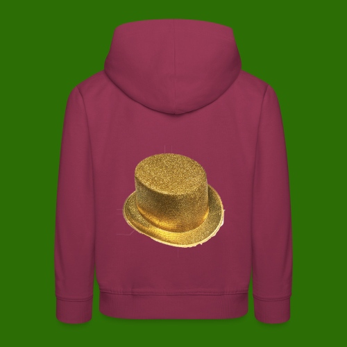 gold nus - Premium hættetrøje til børn