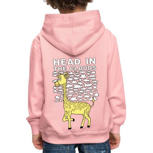 HEAD IN THE CLOUD - CIRCUS LOVER - Felpa con cappuccio Premium per bambini
