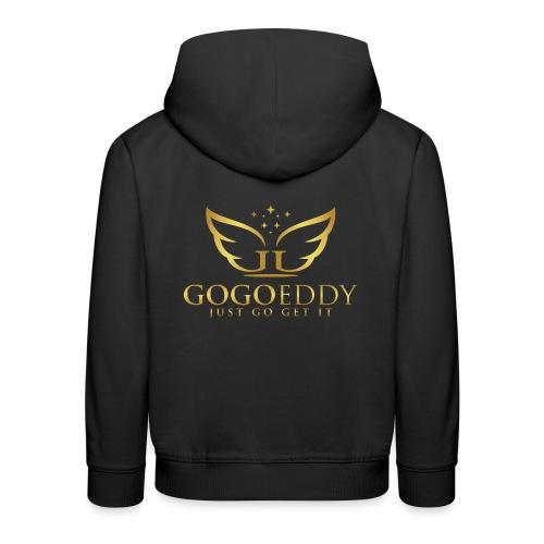 GoGo Eddy Gold Merchandise - Kids' Premium Hoodie