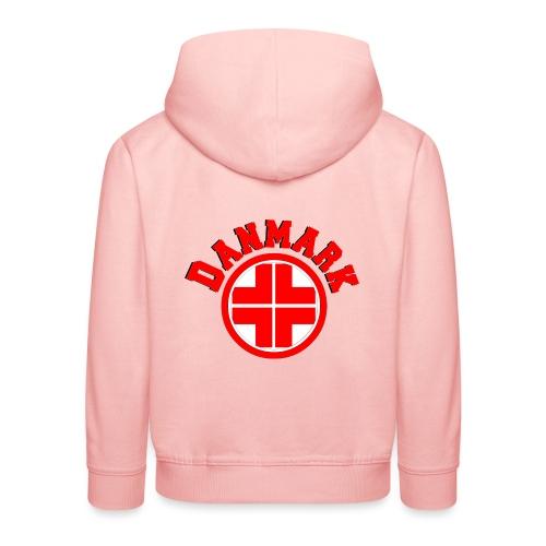 Denmark - Kids' Premium Hoodie