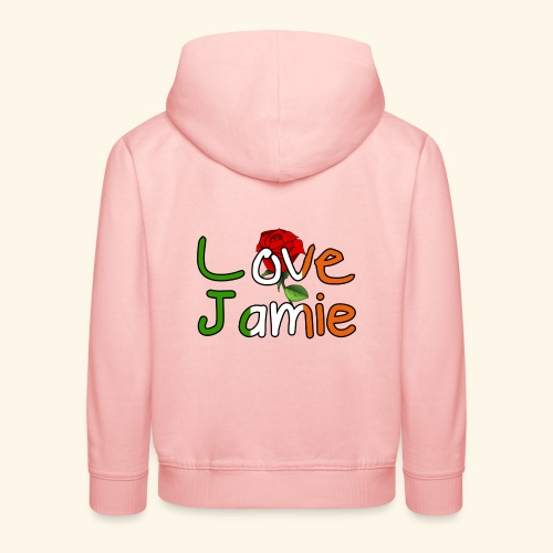 Jlove - Kids' Premium Hoodie