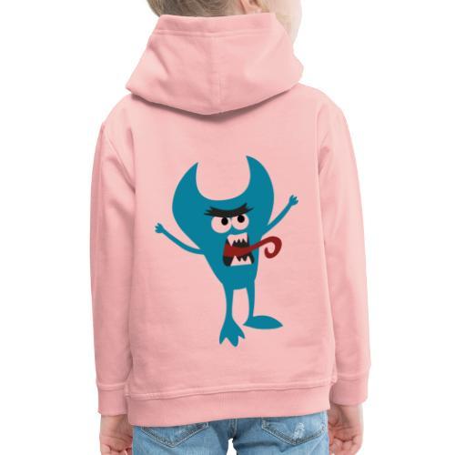 Little Big Tongue - Felpa con cappuccio Premium per bambini