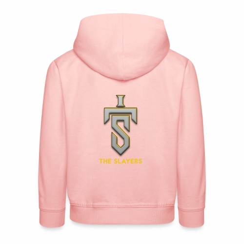 Slayers emblem - Kids' Premium Hoodie