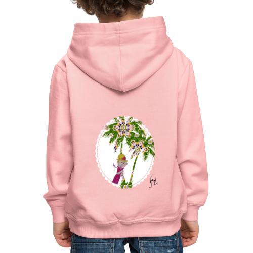 Summer - Pull à capuche Premium Enfant