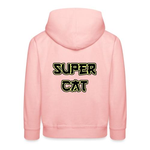 Super Cat - Kinder Premium Hoodie