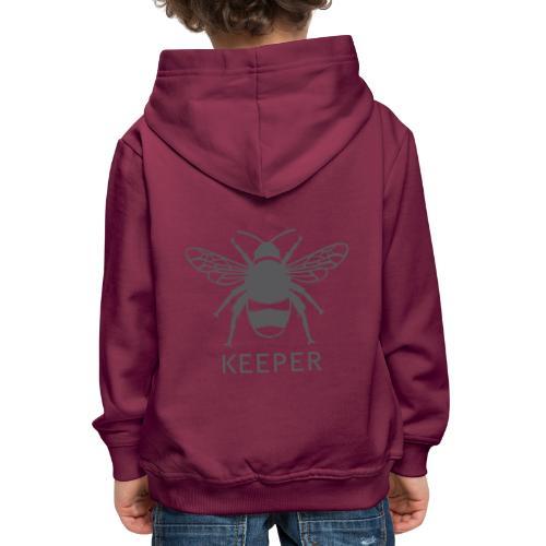 Bee Keeper - Kids' Premium Hoodie