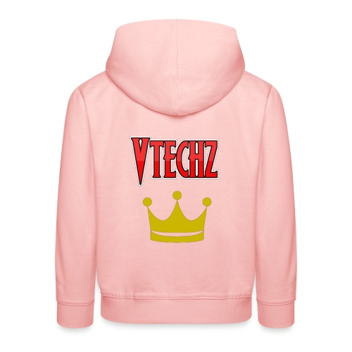 Vtechz King - Kids' Premium Hoodie