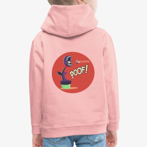 Serie animados de los 80's - Sudadera con capucha premium niño