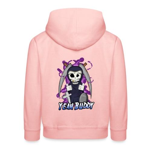 HappyFinal png - Kids' Premium Hoodie
