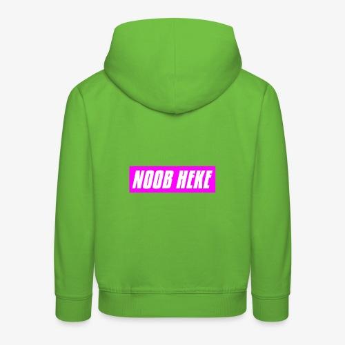 NOOB HEKE - Lasten premium huppari