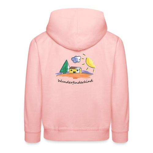 Wunderfinderkind - Kinder Premium Hoodie