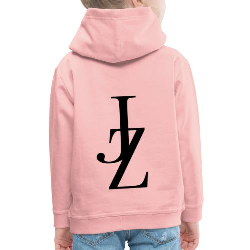 JZ Logo - Kinder Premium Hoodie