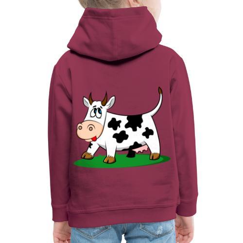 cow-1501690 - Sudadera con capucha premium niño