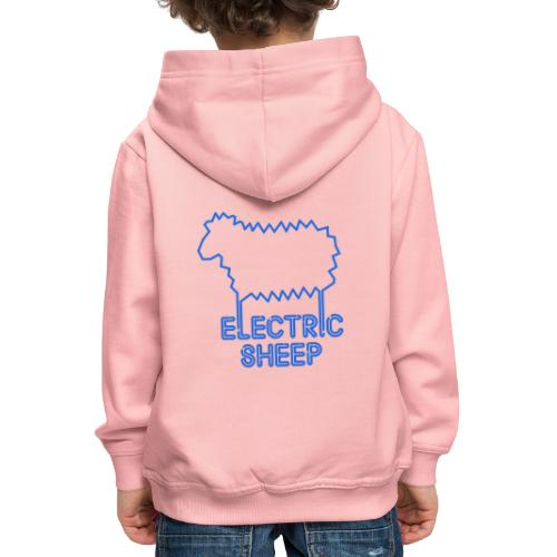 Electric Sheep Emblem - Kids' Premium Hoodie