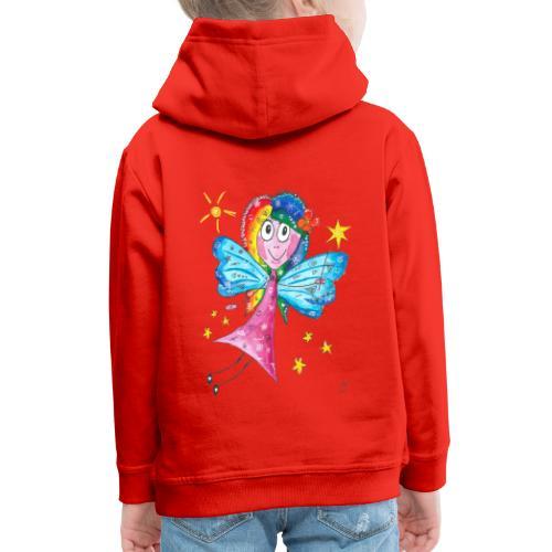 Happy Fairy 2 - Kinder Premium Hoodie