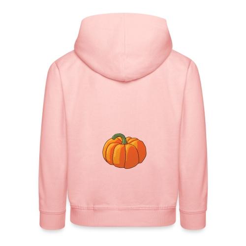 Pumpkin - Felpa con cappuccio Premium per bambini