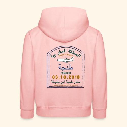Tanger - Pull à capuche Premium Enfant