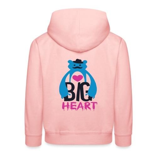 Big Heart Monster Hugs - Kids' Premium Hoodie