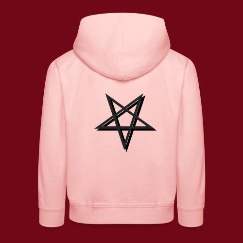 Pentagramm - Kinder Premium Hoodie